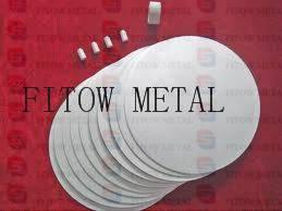 ttianium Sintered Metal Filter Disk