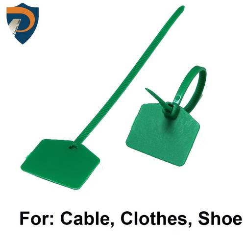 DP-120TY Plastic Seal Nylon Cable Tie