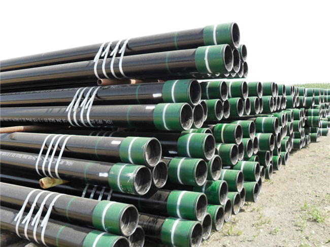 OCTG casing and tubing pipes for petroleum and natural gas industries API5CT