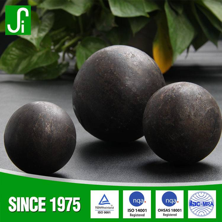 forged and casting grinding media/ grinding steel ball for ball mill