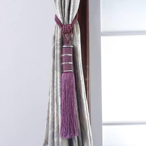 CH-00041 Curtain tassel tiebacks