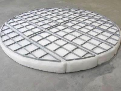 PTFE(F4) demister pad & mist eliminator for sale