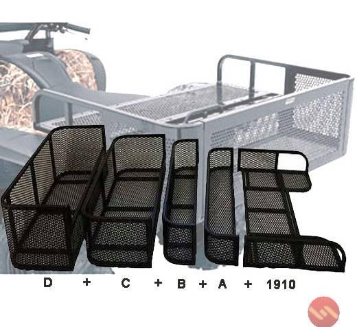 Sell ATV Basket