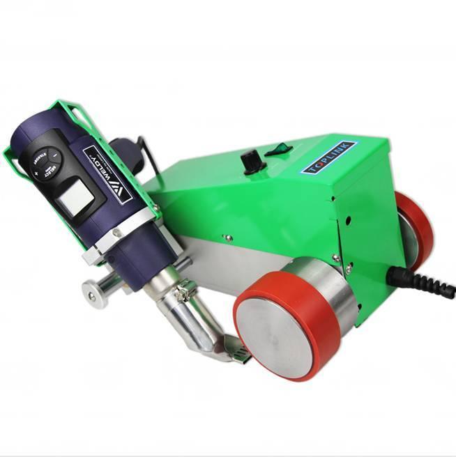 Hot Air Welder 6001C/pvc fabric high frequency welding machine/plastic sheet welding machine