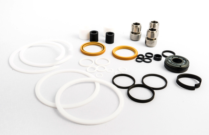 Customized PTFE Seal components