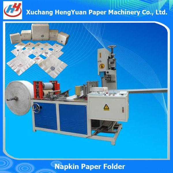 Color Printing Embossing Sanitary Napkin Folder