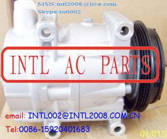 Calsonic CWV618 auto AC a/c COMPRESSOR Nissan Pathfinder Infiniti QX4 Q45 3.5L 4PK PV4 92600-4W000