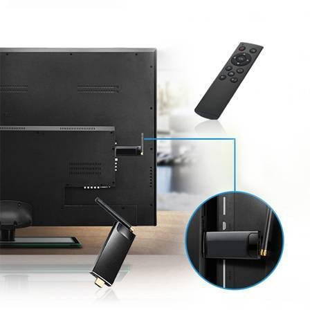 Google TV Dongle With Android IPTV Providers