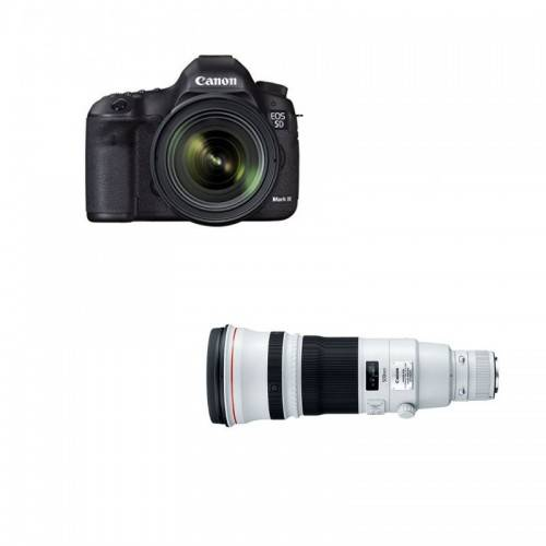 sell FITRIUTAMI Super Sale New Canon EOS 5D Mark III with EF 24-70mm f/4 L IS Kit + New Canon EF 500