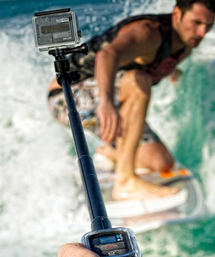 GP164 GoPro Remote Pole Monopod for Gopro Hero 3+3/2/1