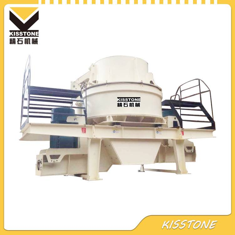 KISSTONE best service 100tph sand making machine price