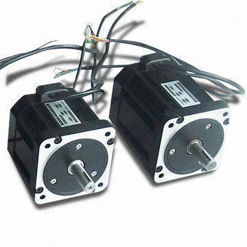Supply 123mm AC Brushless Servo Motor