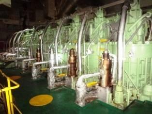 for sale YANMAR Z280L-ST diesel engine