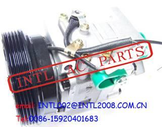 AUTO AC a/c COMPRESSOR 2001 2002 2003 MAZDA 323 323F Protege Protege5 l4 2.0l 5pk H12AOAH4JU