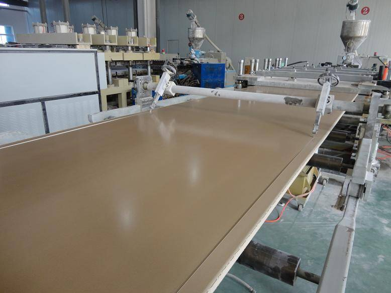 WPC board factory