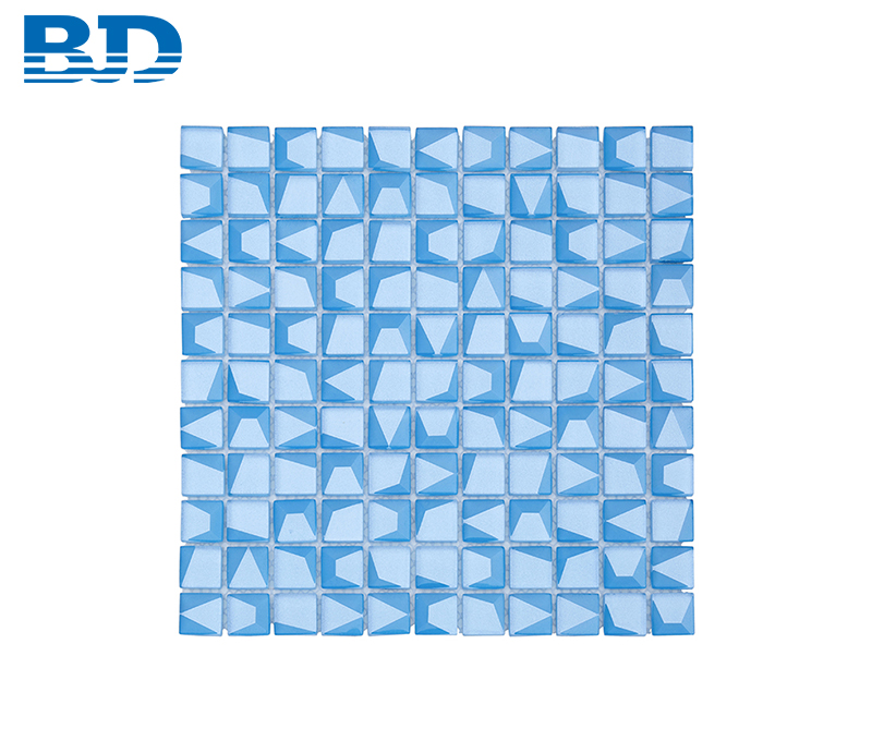 3D Edition Glass Mosaic