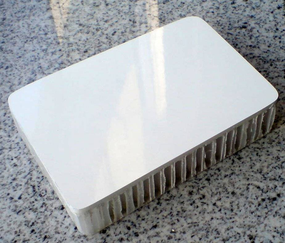 GRP plastic honeycomb panel for dry freight truck bodies