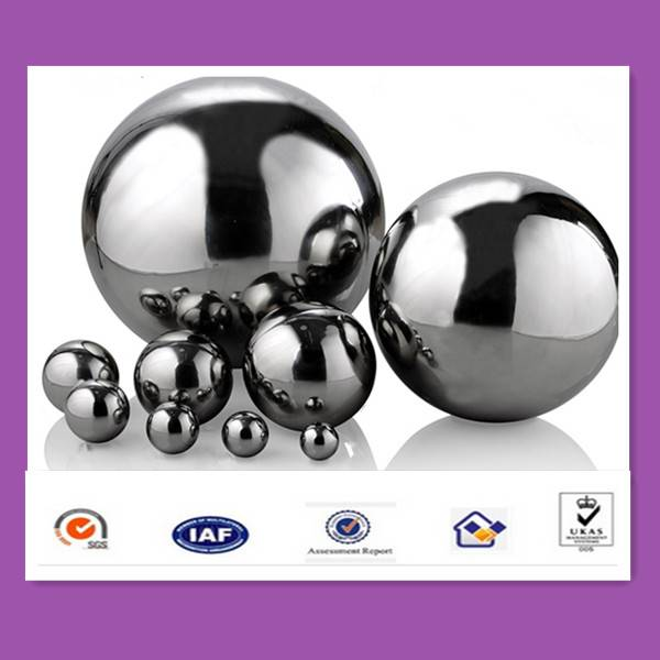top quality stainless steel ball for wide industrial application
