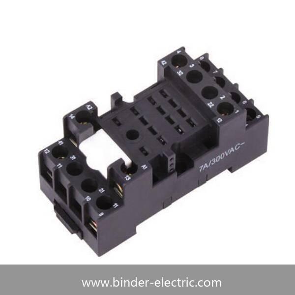 BSMY2 series relay socket