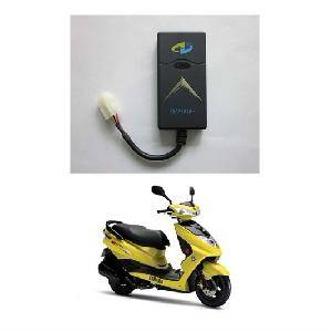GPS Tracker for Motorbike