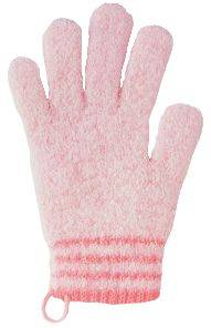 Japan Wash Glove for Baby's Bathing --- Mama Pink --- Wholesale