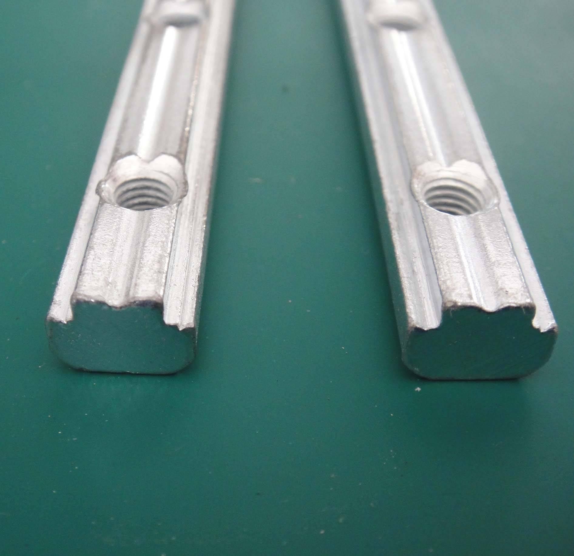 T slot sliding connectors for Profile