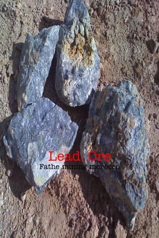 sell lead ore