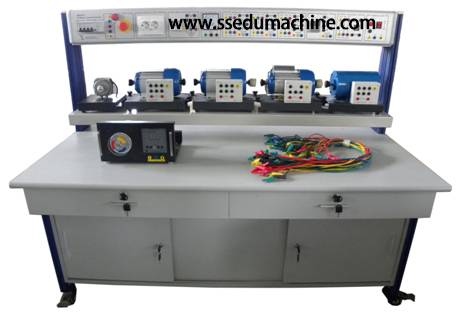 AC Machine Training Workbench Teaching Equipment