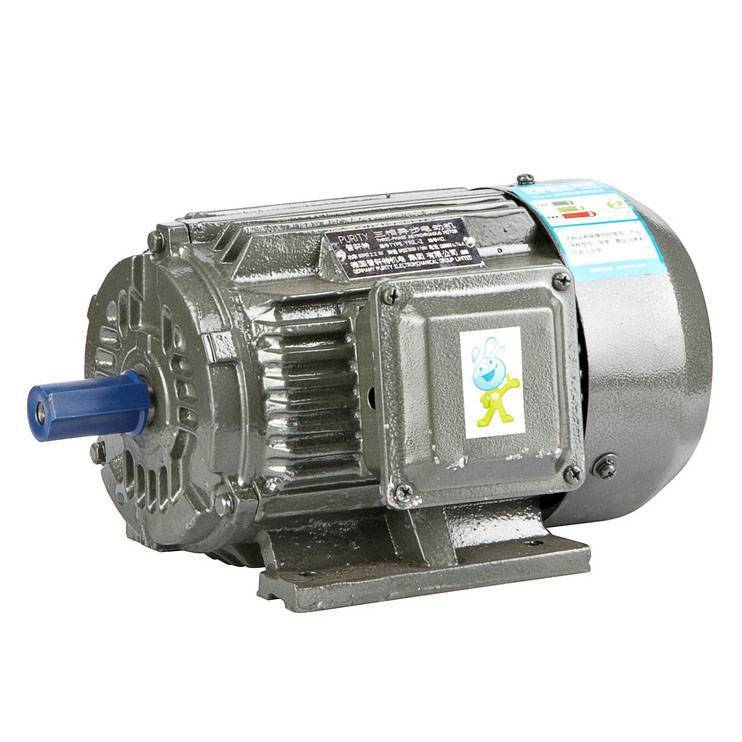 Y2 Iron Induction Electric AC Motor-B3