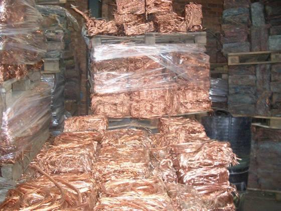 Copper Wire Scrap Millberry 99.9%, Copper Scrap