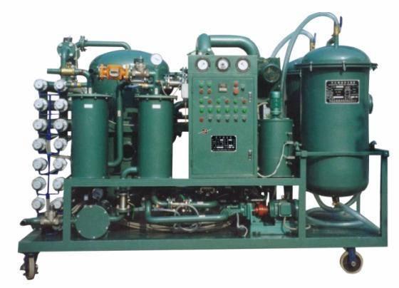 Vacuum Lubricating Regeneration Oil Purifier (Series TYC)