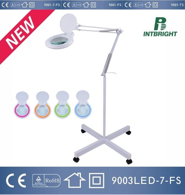 Magnifier Floor Lamp Laboratory Magnifier Lamp