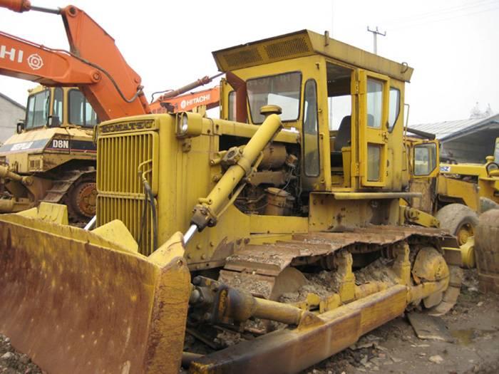Used crawler dozer komatsu D85