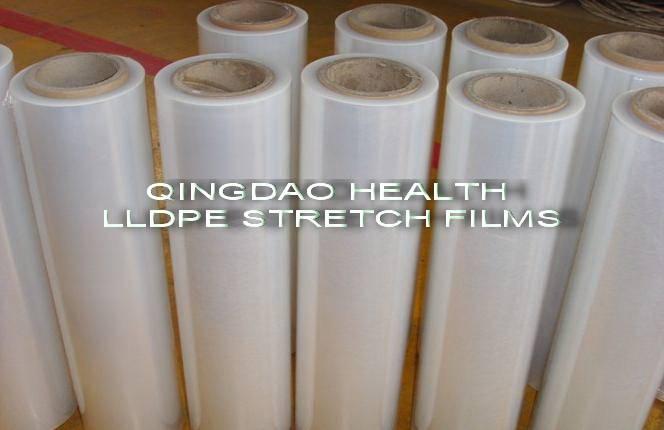 offer LLDPE stretch film, silage film,