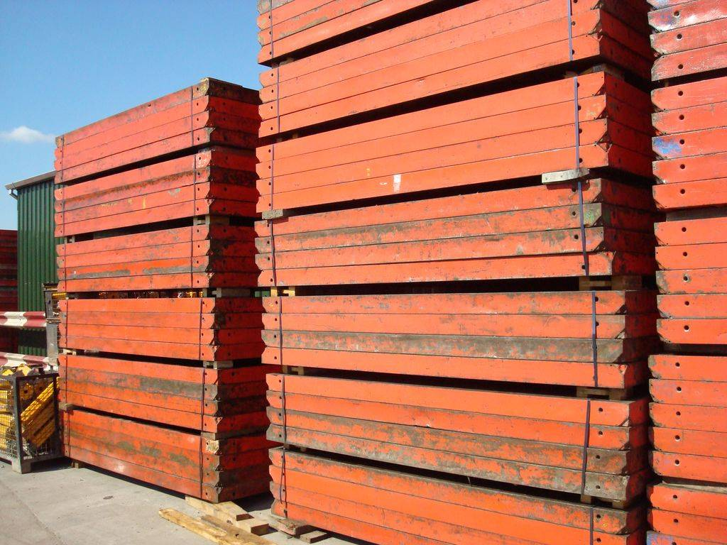 Sell used Peri Trio Formwork in very good conditions