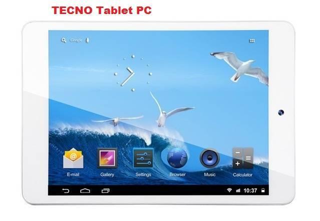 Tecno N13 Tablet PC Quad core ARM Cortex A7 1.5GHZ