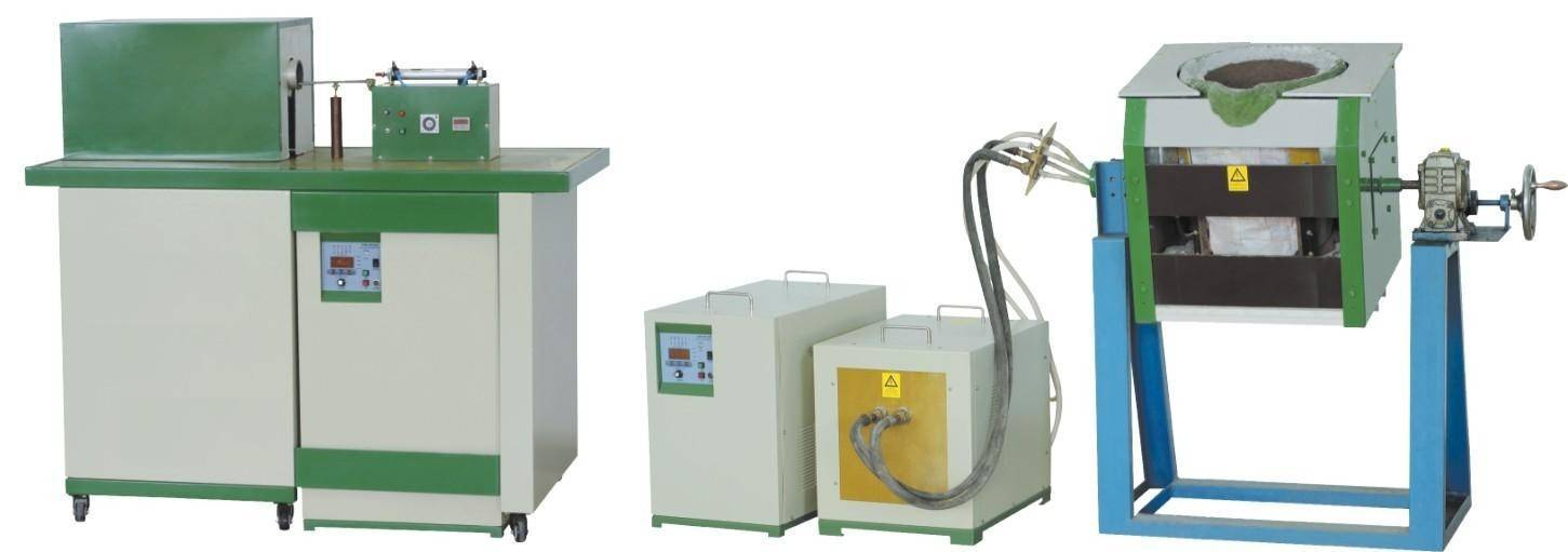 medium frequency induction hardening equipment