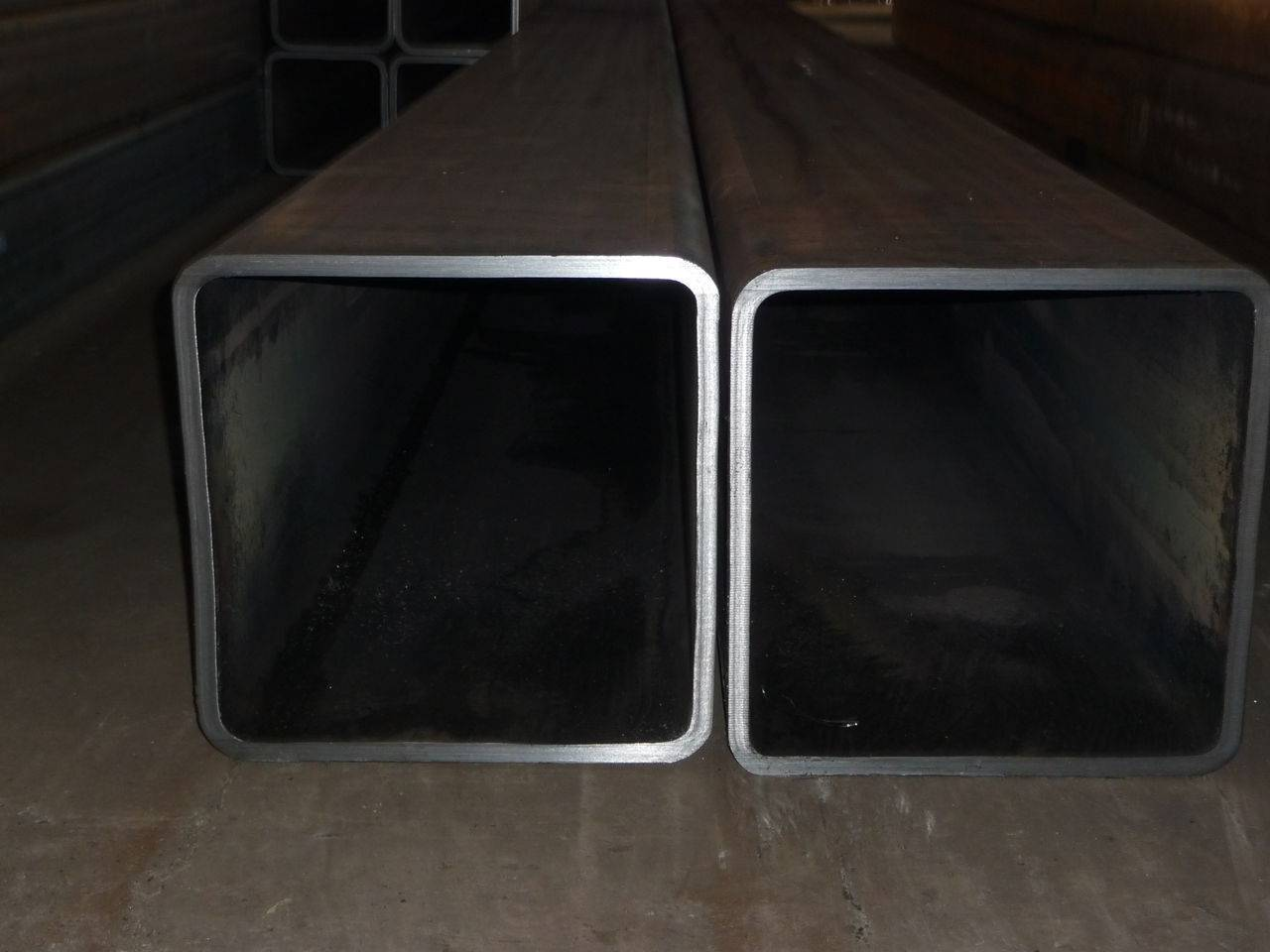 EN10210 S355 J0H building material recrangular steel pipe