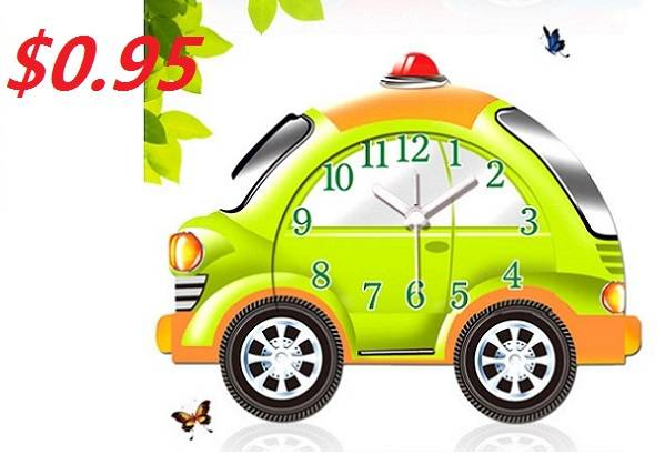Promotional Gift Novelty Car Alarm Clock