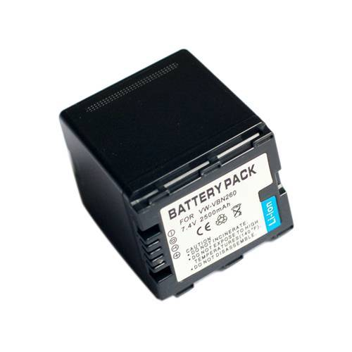 Camera Battery VBN260 for Panasonic HS900