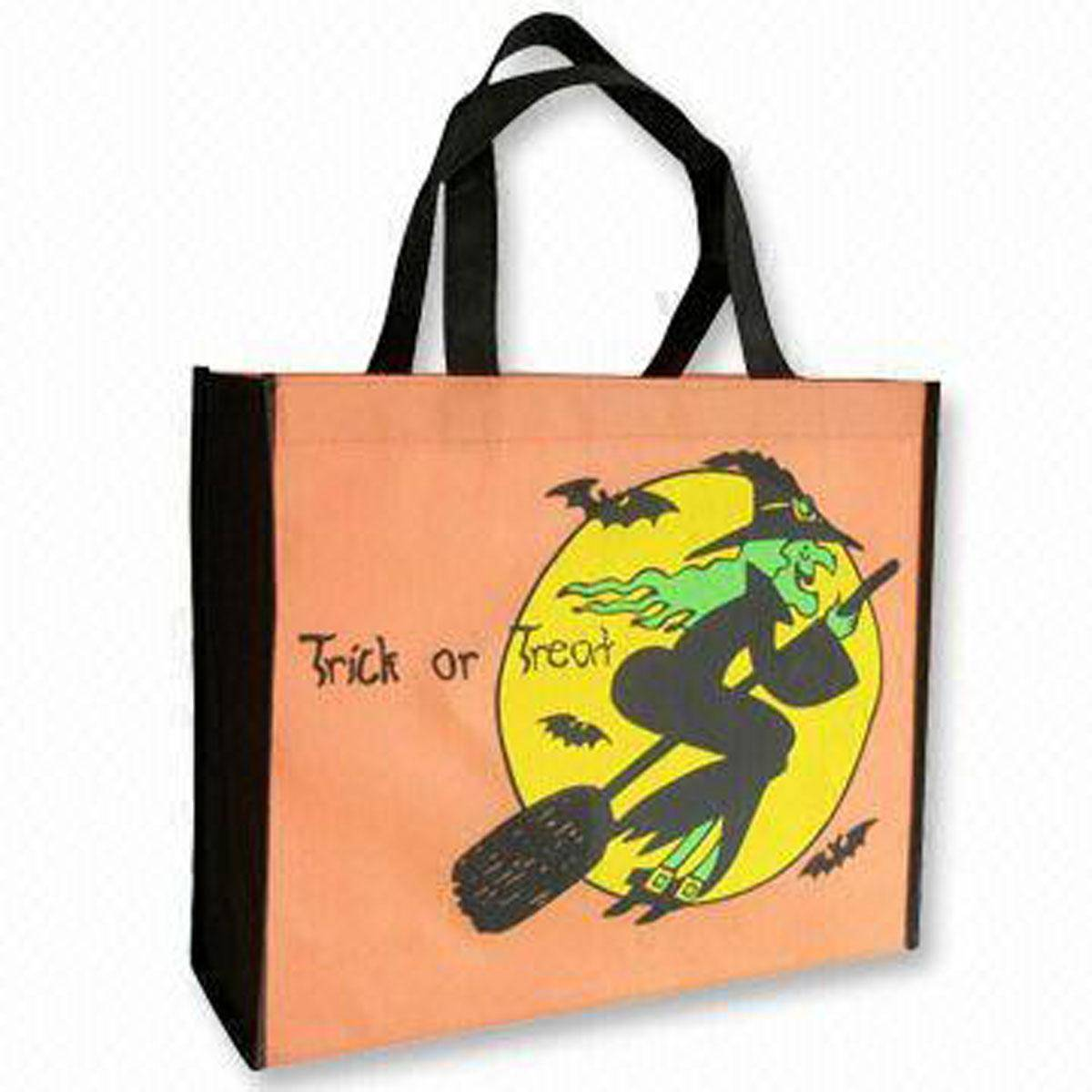 top sale printed non-woven shopping bag