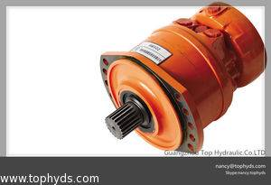 Hydraulic Piston Motors for Poclain (MS02 Series) Made in China