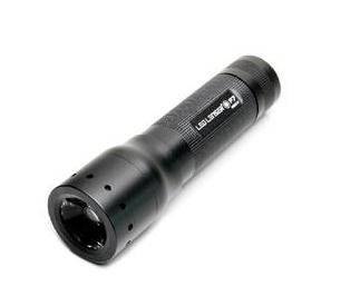 Sell LED flashlightings CREE/Bridgelux LED Lenser P7 black 200 Lumens Professional torch