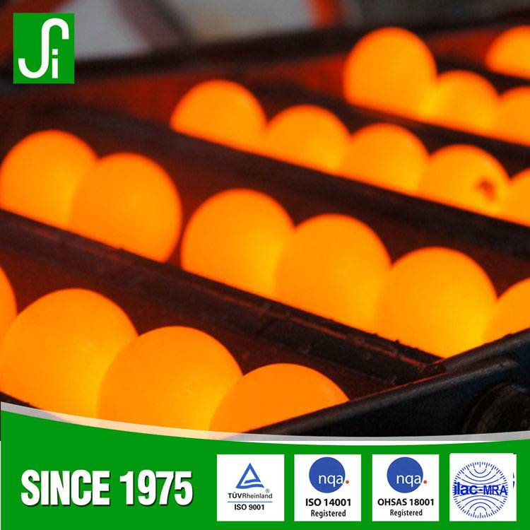 unmatched forged grinding steel balls for ball mill