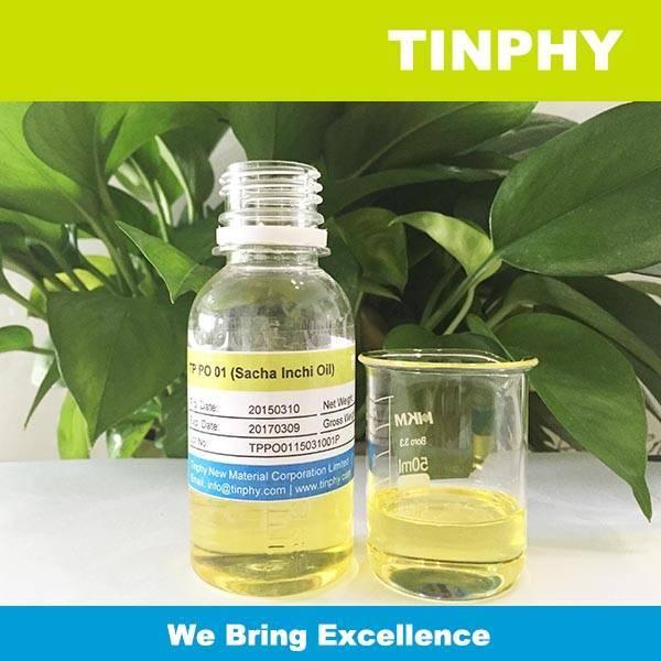 Cosmetic Raw Materials Plant Oil Sacha Inchi Oil