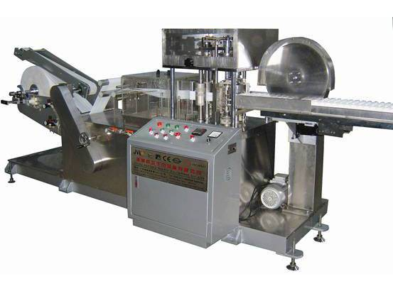 Wet Napkin Folding Machine  JWC-SZJ-ZD