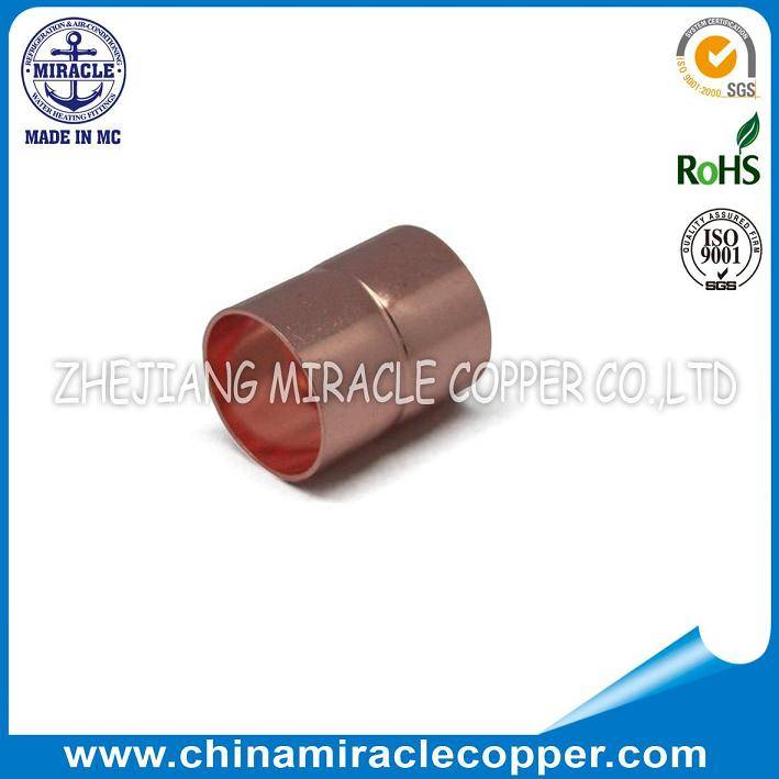 Refrigeration Parts Copper Coupling