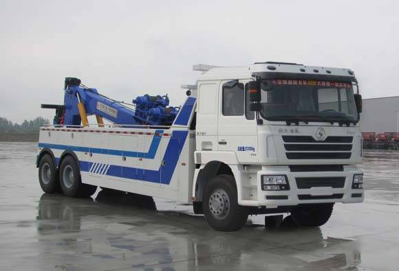 Shacman Wrecker / Recovery Truck