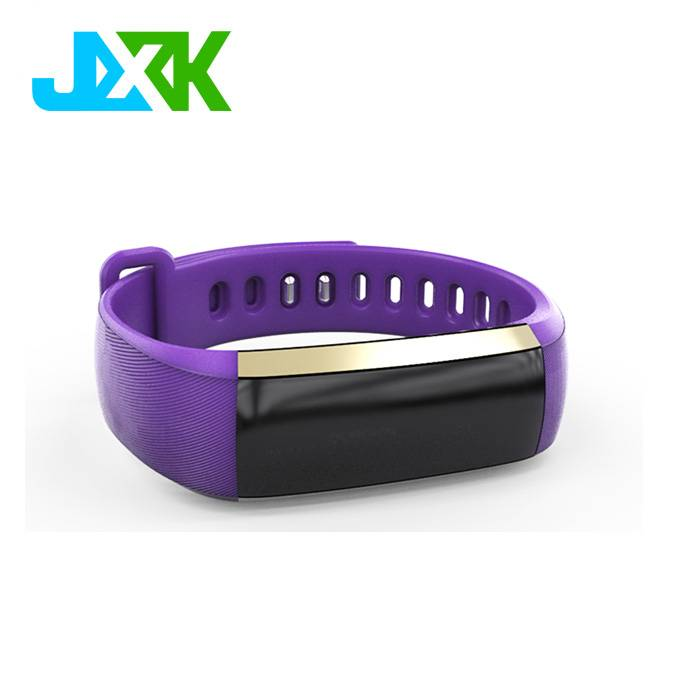 New Blood pressure monitor smart bracelet with heart rate smart wristband JXK-M2
