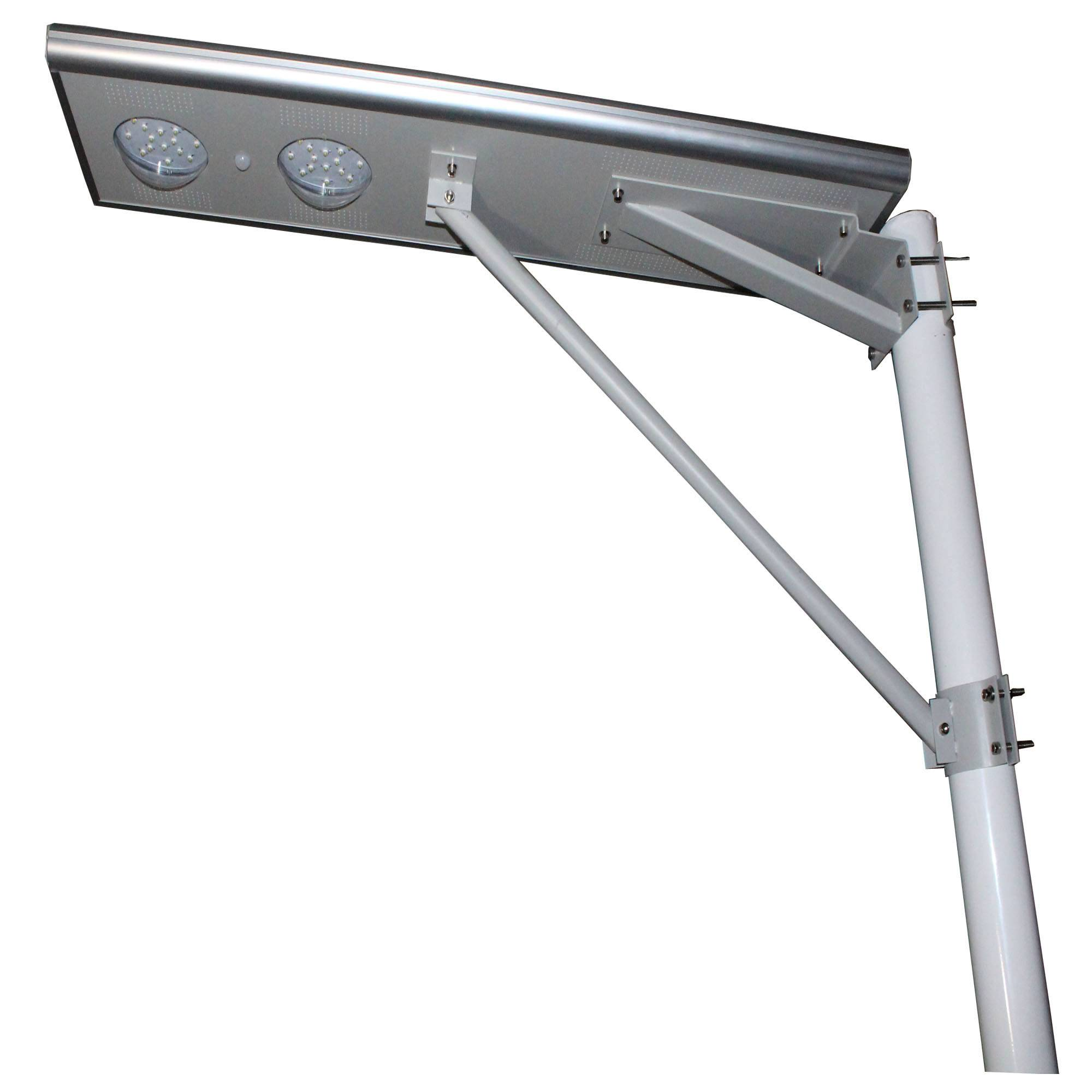 25W integrated solar LED street lights